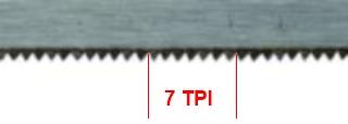 7 TPI