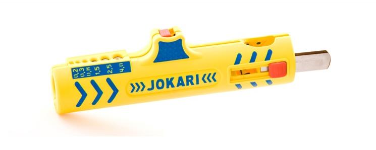 Jokari Secura 15 kábelcsupaszító