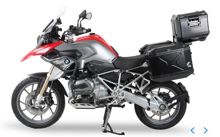 Hepco&Becker motoros táska