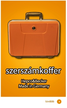 Szerszámkoffer - Hepco&Becker