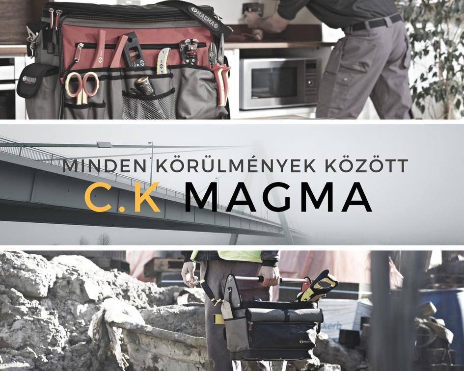 C.K Magma - minden körülmények között