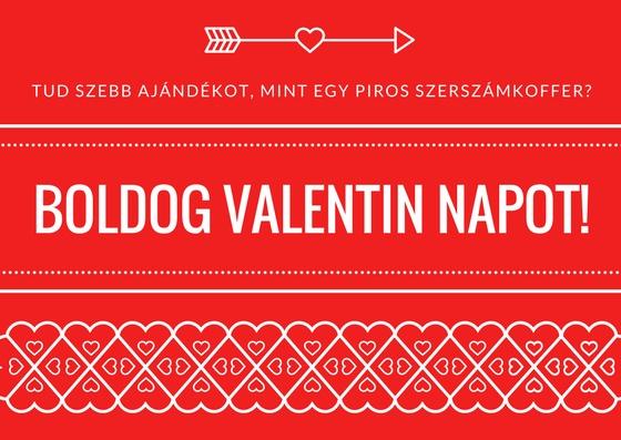 Boldog Valentin napot!