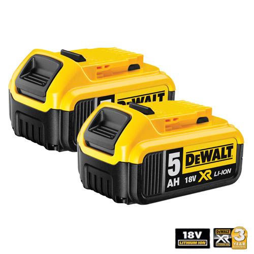 dewalt 18V akkumulátor